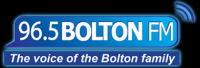 Now appearing on Bolton FM
